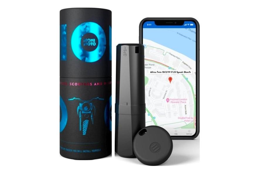 MoniMoto MM5 GPS tracker voor je motor